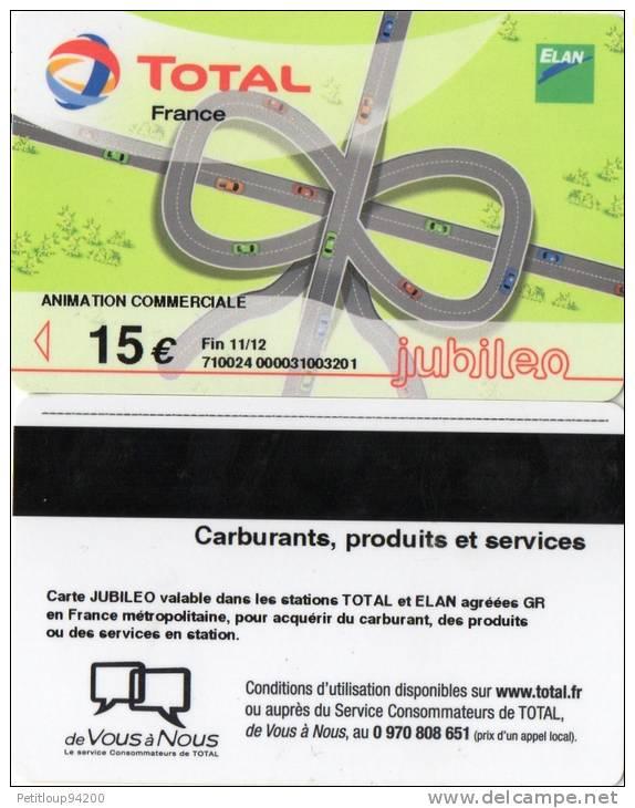 CARTE LAVAGE TOTAL  15e   Jubileo - Francia