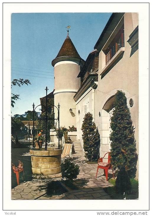 Cp, Commerce, Hotel Ottoni - Chenonceaux (37) - Commercio