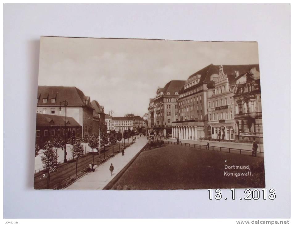 Dortmund. - Königswall. - Dortmund