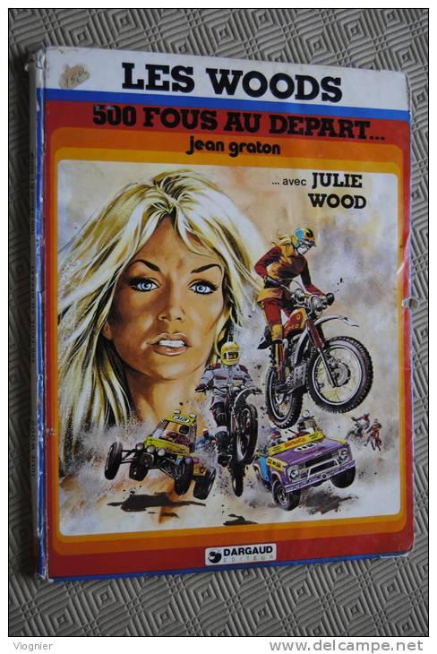 Julie Wood Comics Julie Wood Les Woods 500 Fous