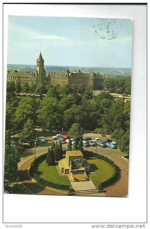 LE MONUMENT  DU SOUVENIR  VIAGGIATA - Postales