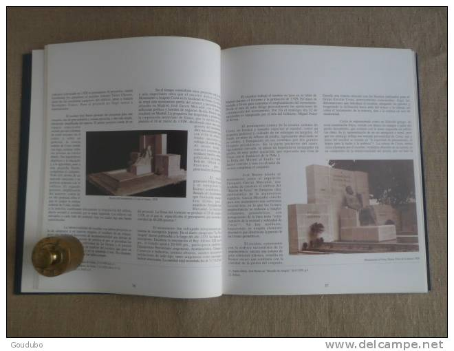 La Imagen De Joaquin Costa  Exposicion Iconografica  150 Aniversario. 1996. Voir Photos. - Ontwikkeling
