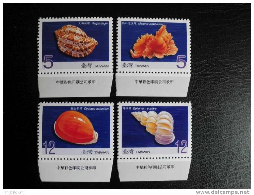 Taiwan (Republic Of China) - Shells / Schelpen - Taiwan (Formosa)