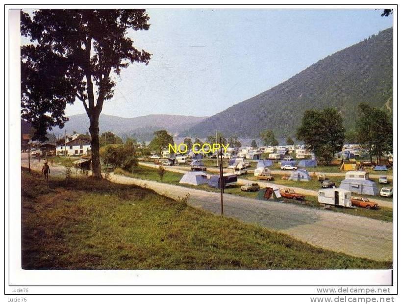 LONGEMER -  Le Camping Au Bord Du Lac  -  N°  54 - Xonrupt Longemer