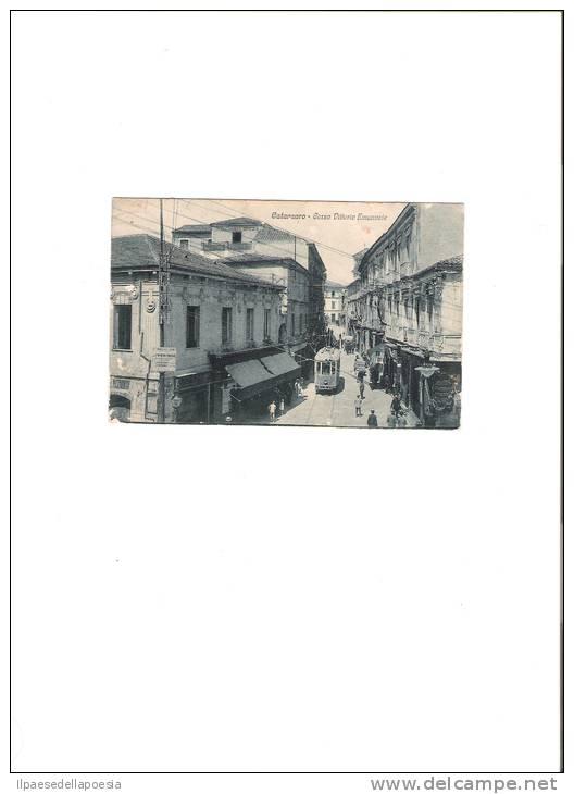 CATANZARO-1921 -CORSO VITTORIO EMANUELE-RARITA' - Altre Città
