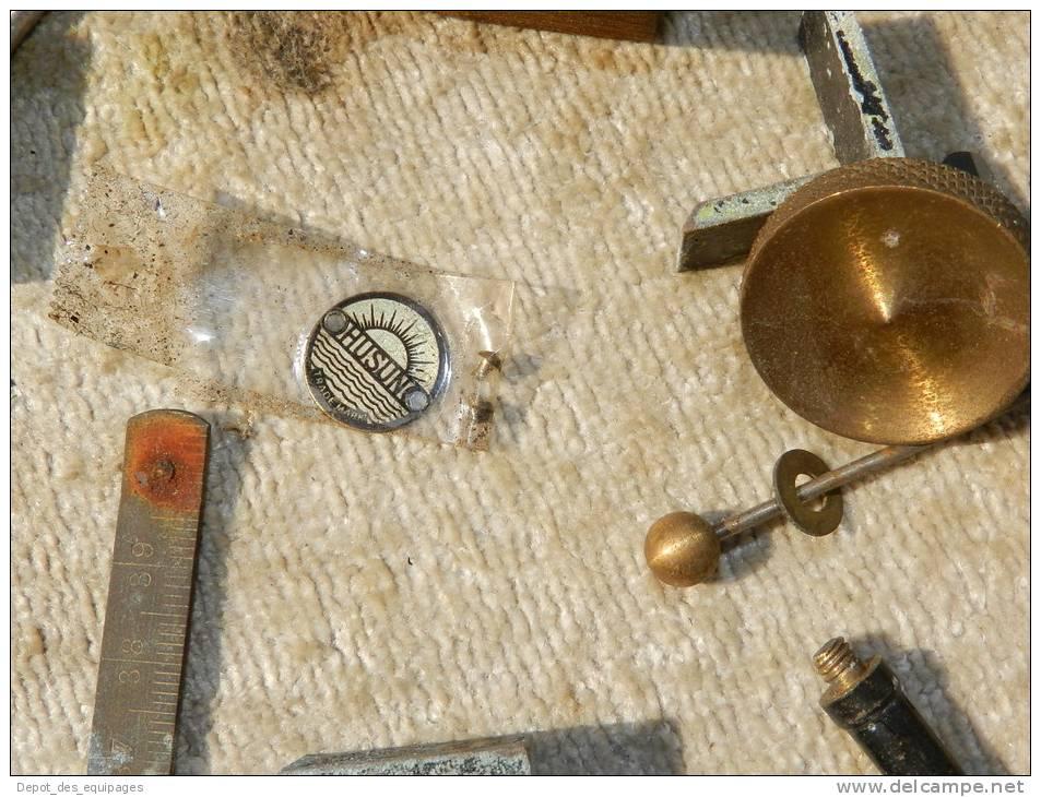 BEL ANCIEN SEXTANT HUGHES & SON Daté JANVIER 1942 - ROYAL NAVY WW2 - Technics & Instruments