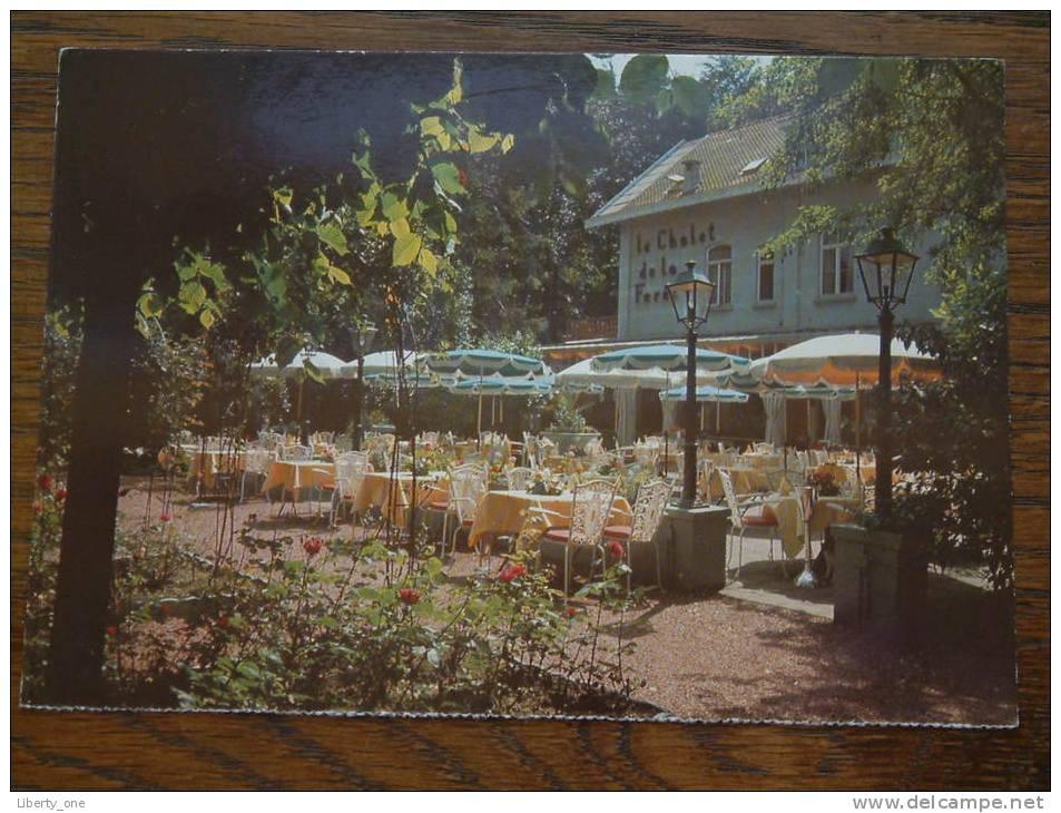 Chalet De La Foret Bruxelles / Anno 19?? ( Zie/voir Foto Voor Details ) !! - Hotels & Restaurants
