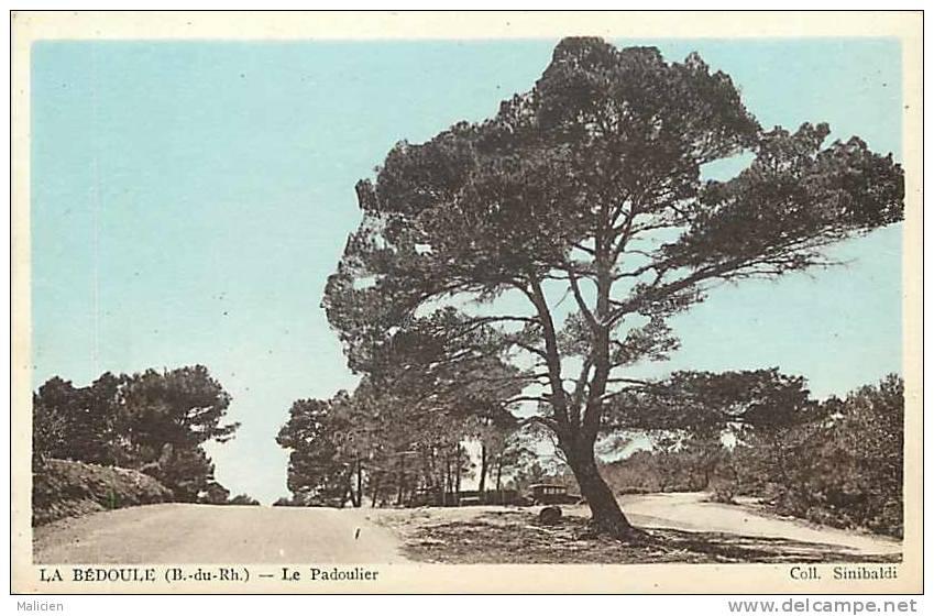 Depts Divers -bouches Du Rhone-ref E842- La Bedoule - Le Padoulier  -carte Bon Etat   - - Frankrijk