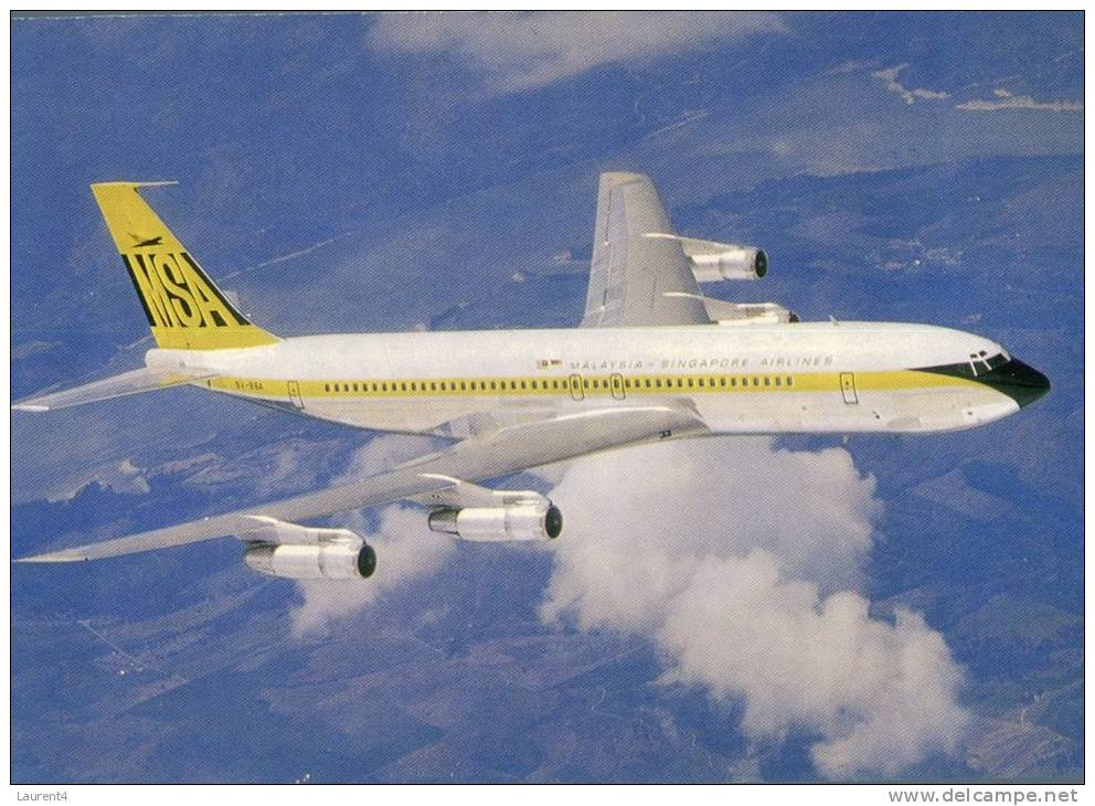 (501) MSA Airline - Aerei