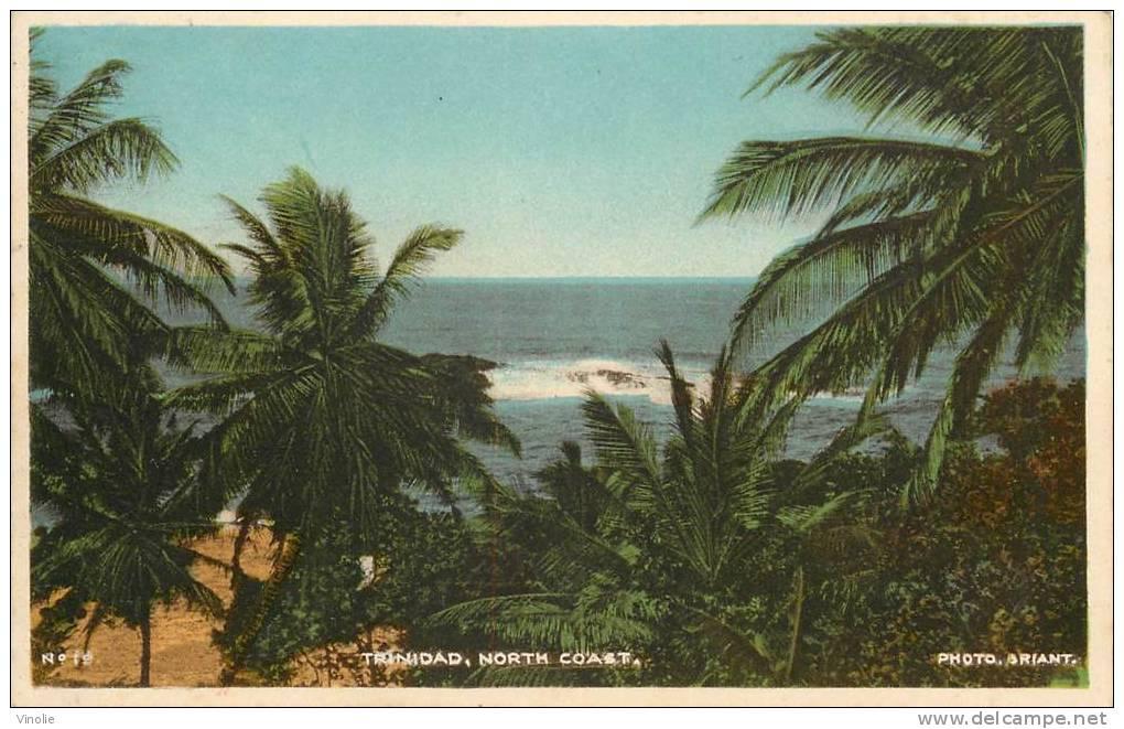 Réf : A -13- 1730 : Trinidad Nort Coast - Cuba