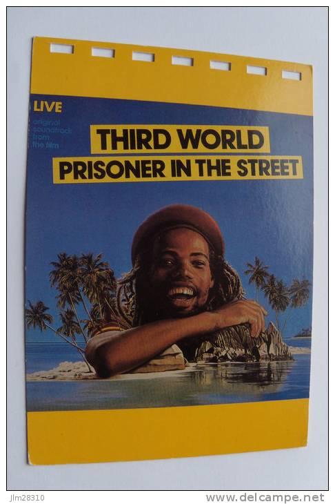 THIRD WORLD - Prisoner In The Street - Record 11 - Cantanti E Musicisti