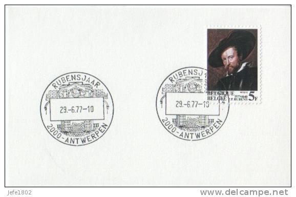 Persons - Peter Paul Rubens / Rubensjaar - Altri