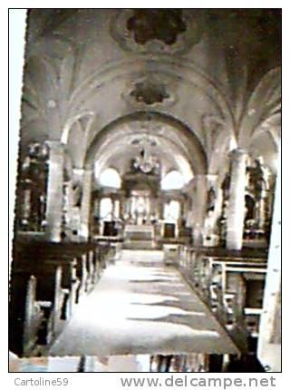 IMER INTERNO CHIESA PARROCCHIALE V1959  ED12018 - Trento