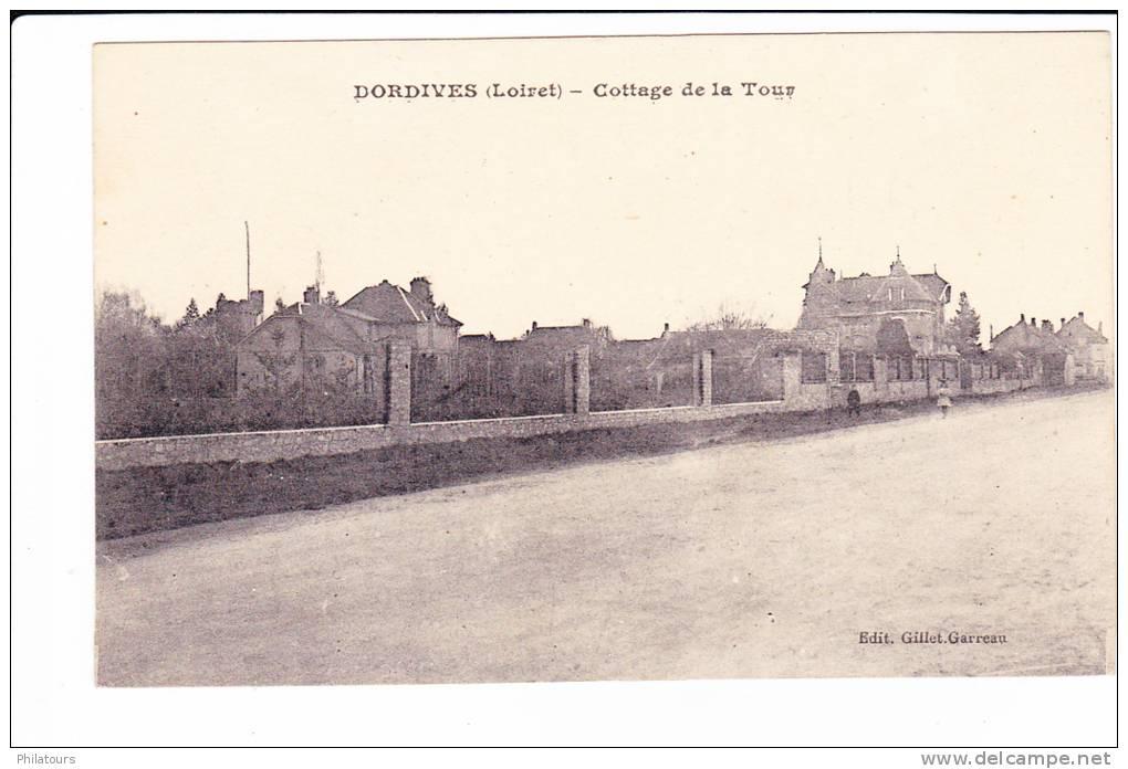 DORDIVES  --  Cottage De La Tour - Dordives