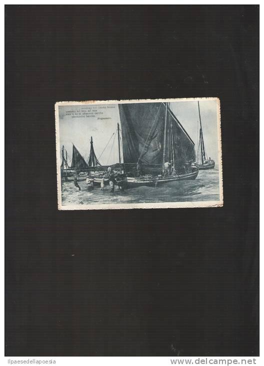 1916-poesia Del Fogazzaro -porto -1916 - Filosofia & Pensatori