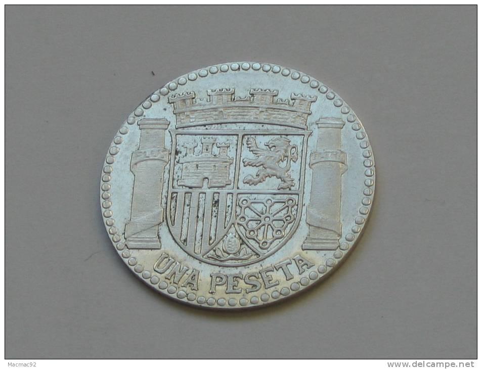 Espagne - Spain - 1 Una Peseta  1933 - Republica Espanola **** EN ACHAT IMMEDIAT **** - Spain