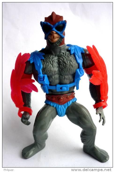 FIGURINE MAITRES DE L´UNIVERS - HE-MAN -  MOTU - MASTER OF UNIVERSE - STRATOS - Maîtres De L'Univers