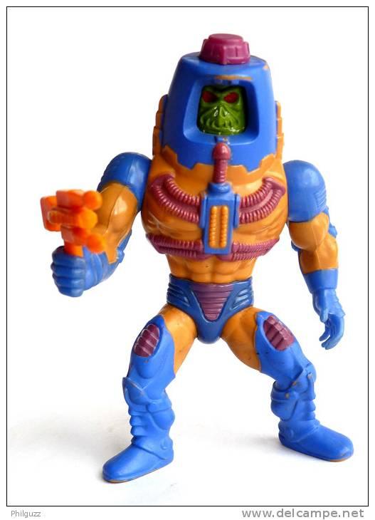 FIGURINE MAITRES DE L´UNIVERS - HE-MAN -  MOTU - MASTER OF UNIVERSE - MASKOR - MAN E FACE - Maîtres De L'Univers