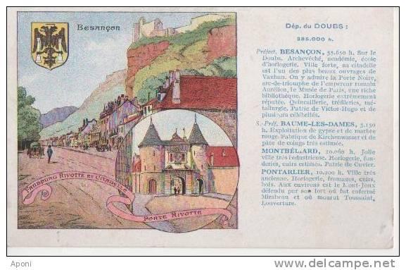 BESANCON.( Faubourg Rivotte  ^porte Rivotte ) - Besancon