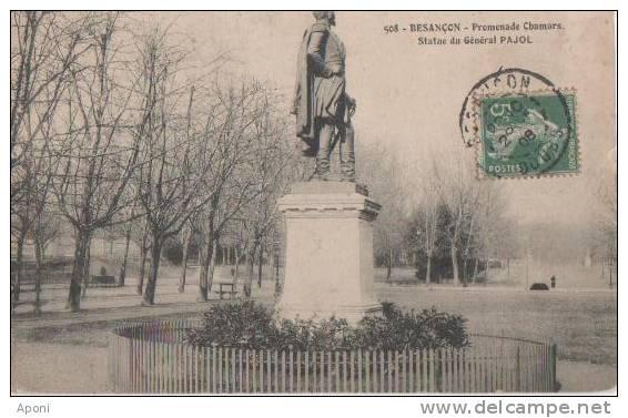 BESANCON (.statue Du General Pajol ) - Besancon