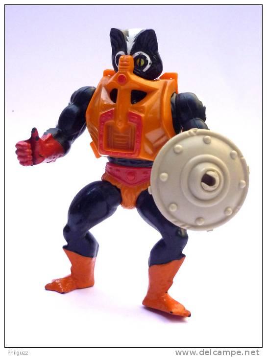 FIGURINE MAITRES DE L´UNIVERS - HE-MAN -  MOTU - MASTER OF UNIVERSE - PUANTOR - STINKOR - Maîtres De L'Univers