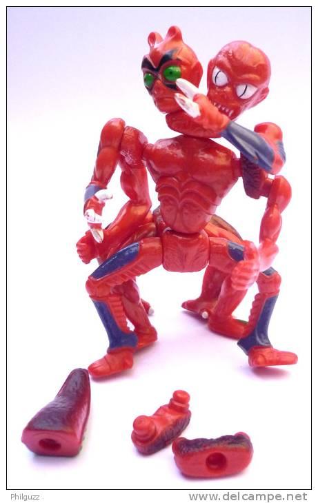FIGURINE MAITRES DE L´UNIVERS - HE-MAN -  MOTU - MASTER OF UNIVERSE -  MODULOK - Maîtres De L'Univers