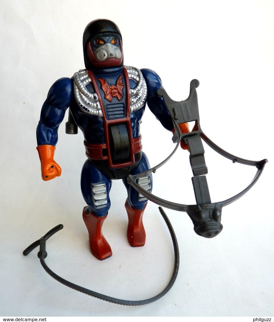 FIGURINE MAITRES DE L´UNIVERS - HE-MAN -  MOTU - MASTER OF UNIVERSE -  TURBOR - DRAGSTOR - Maîtres De L'Univers