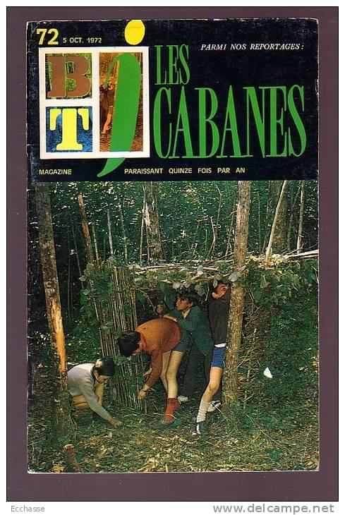 BT J  Bibliothèque De Travail 394 Les Cabanes - 6-12 Ans