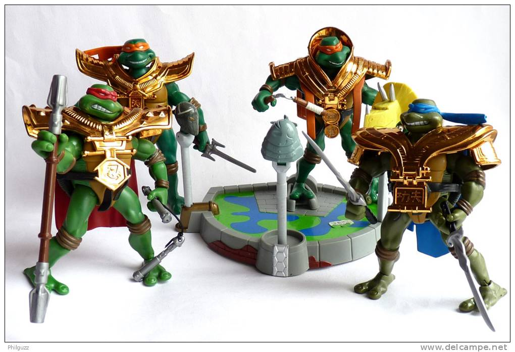 Figurine Tortue Ninja Collection