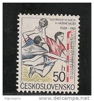 Checoslovaquia 1990, Balonmano. - Nuevos