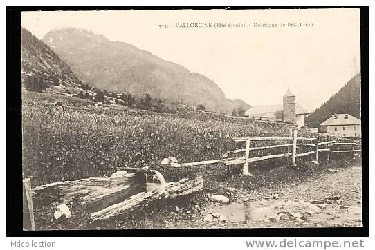74 VALLORCINE / Montagne De Bel Oiseau / - France