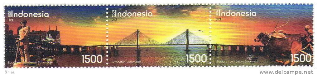 Indonesia / Architecture / Bridges - Indonesia