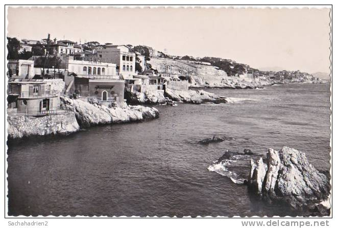 13. Cpsm. Pf. MARSEILLE. Promenade De La Corniche Maldormé. 460 - Unclassified