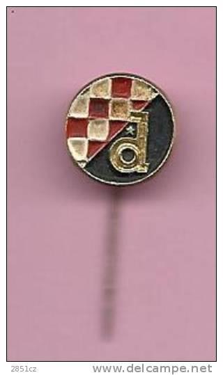 PIN - Football / Soccer - DINAMO, Yugoslavia - Football
