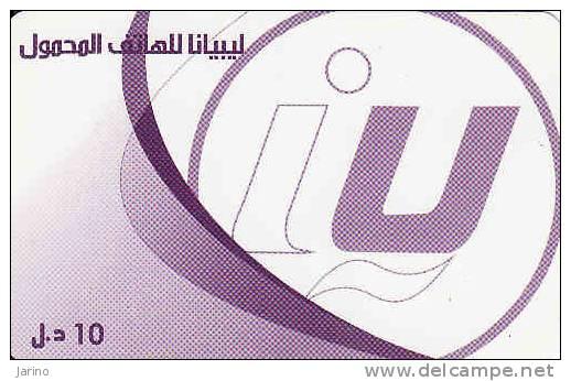 Libye, Prepaid - Libye