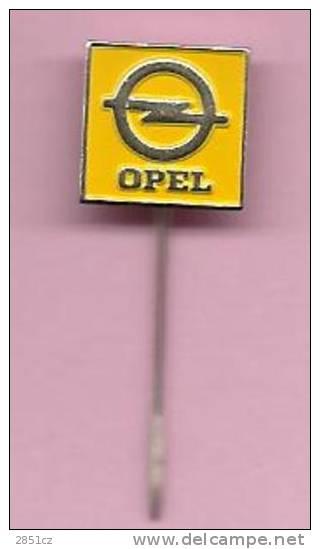 PIN - OPEL, Yugoslavia - Opel