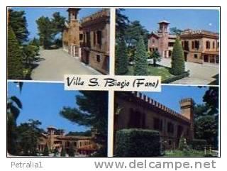 Mar 4005Fano – Pesaro – Villa San Biagio - Vedutine - Fano