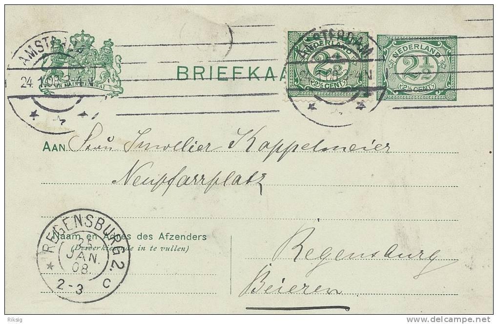 Uprated Postal Stationery  A-760 - Postal Stationery