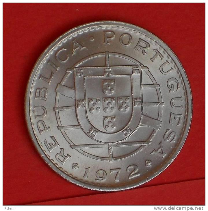 ANGOLA  20  ESCUDOS  1972   KM# 80  -    (1411) - Angola