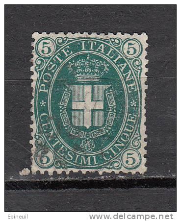 ITALIE °  YT N° 58 - 1878-00 Humbert I