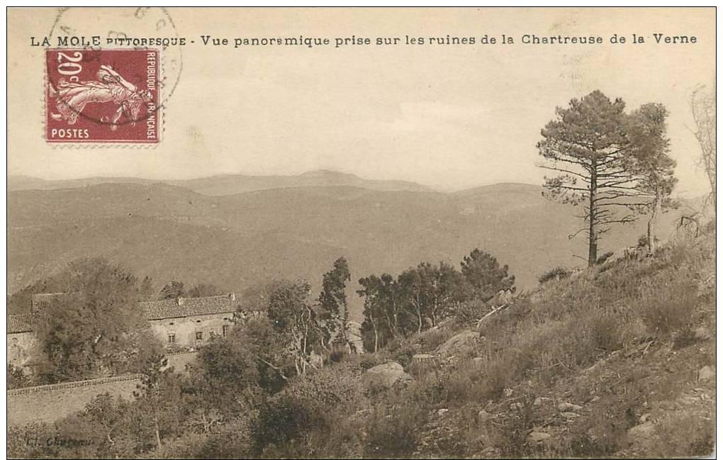 "CPA FRANCE 83  ""La Mole"" - Other Municipalities"