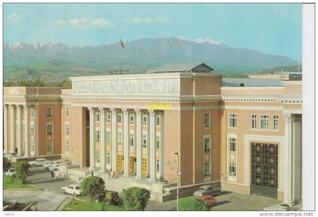 Dushanbe - Tadjikistan