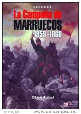 Libro: La Campaña De Marruecos. 1859-1860. 2005. España. - Libros