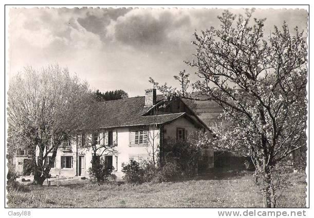 Z 920  CPSM  BAN DE LAVELINE SECTION HONVILLE AUBERGE DE JEUNESSE - France