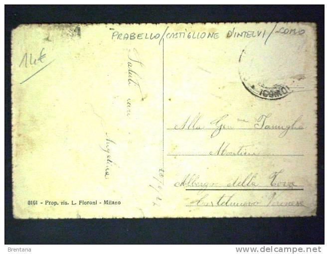 LOMBARDIA -COMO -PRABELLO -F.P. LOTTO N°244 - Como