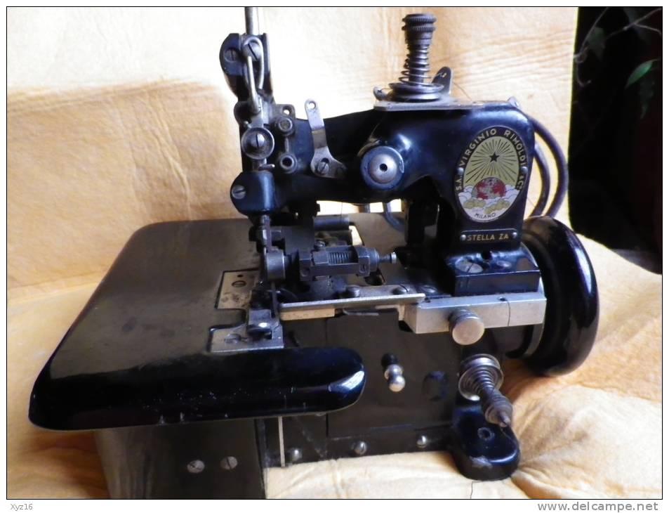 outils ancienne machine a coudre pour le cuir stella. Black Bedroom Furniture Sets. Home Design Ideas
