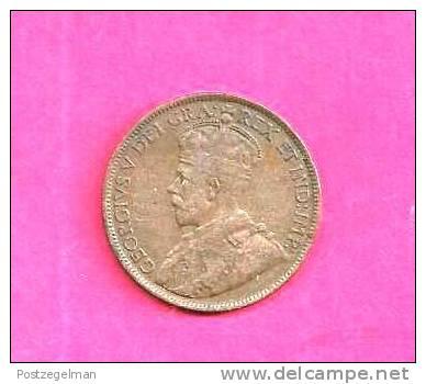 CANADA 1916, Circulated Coin, XF, 1 Cent Edward VII, Bronze, Km 21, C90.021 - Canada