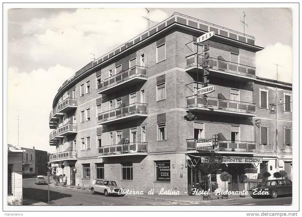 Cisterna Di Latina - Hotel Ristorante Eden - H1070 - Latina