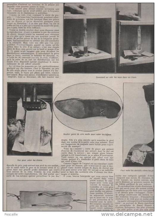 LE MONDE ILLUSTRE 17 08 1912 - MASSENET - POINCARE RUSSIE - ANVERS - SOLDATS MAROC - MUSEE CRIMINEL - THEATRE ORANGE - Kranten
