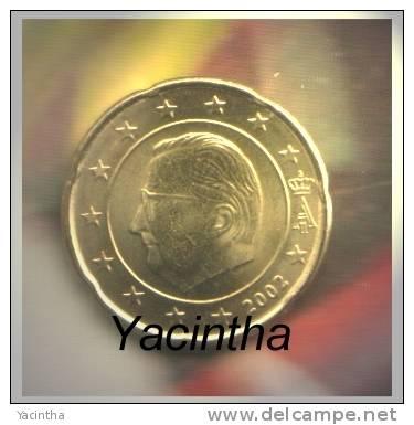 @Y@  Belgie   20  Cent    2005   UNC - Belgium
